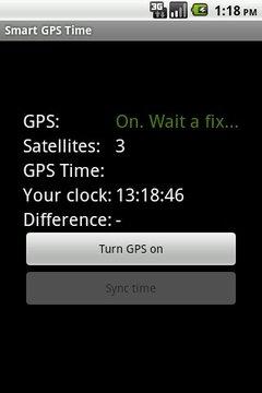 Smart GPS Time
