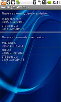 SuperBlue Free Bluetooth Chat
