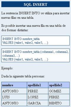 SQL. Curso de 50 lecciones