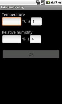 湿度跟踪器