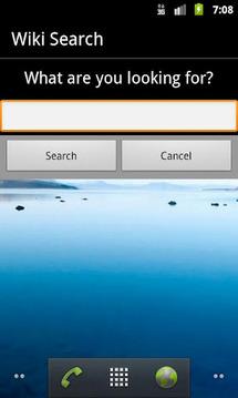 Wiki Suche