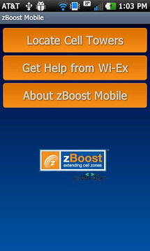 zBoost Signal Finder