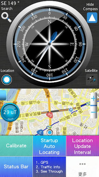 Compass with Maps(罗盘与地图)