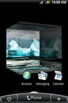 Glacier in 3D