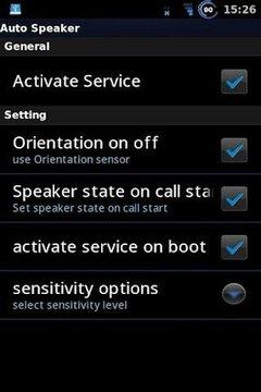 Auto Speaker