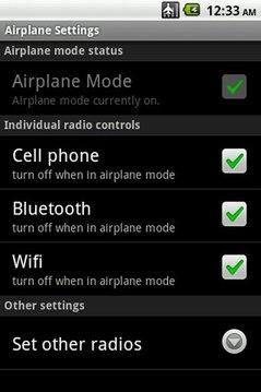 Airplane Mode Modifier