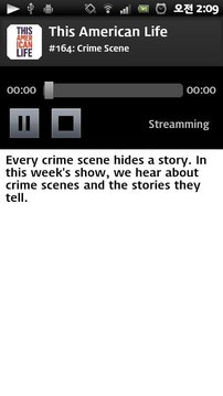 AndroidPod :Top Podcast Player