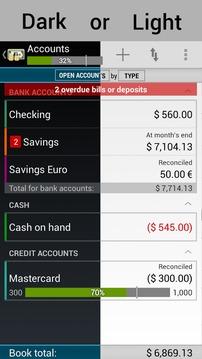 anMoney预算及财务