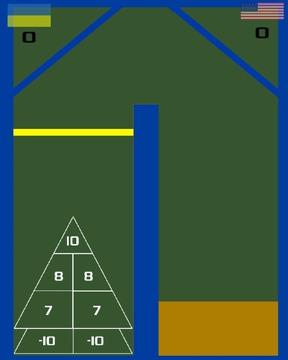 Shuffleboard Casual