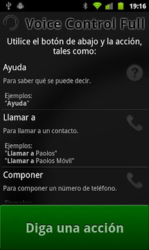 Voice Control (Test)