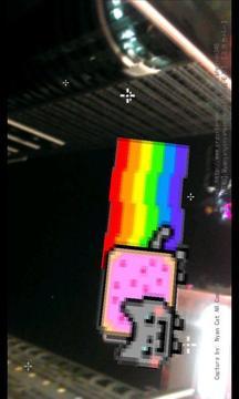 Nyan Cat AR Camera