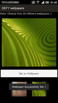 DEFY Wallpapers
