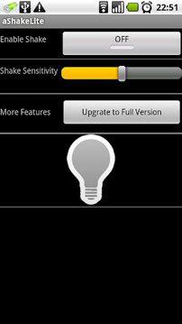 Shake FlashLight Lite
