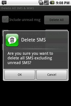 Clear All SMS & MMS (Free)