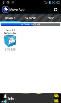 Move App ( App 2 SD )