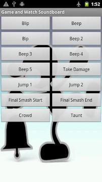 Brawl Boards: Mr. Game & Watch