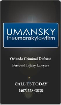 Umansky Accident and DUI App