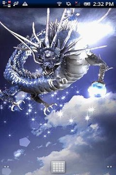 Blue Dragon Sky Free