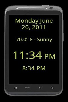 Android Clock - Free
