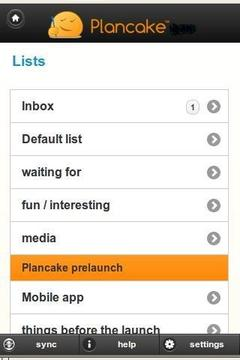 Plancake Mobile Web Launcher
