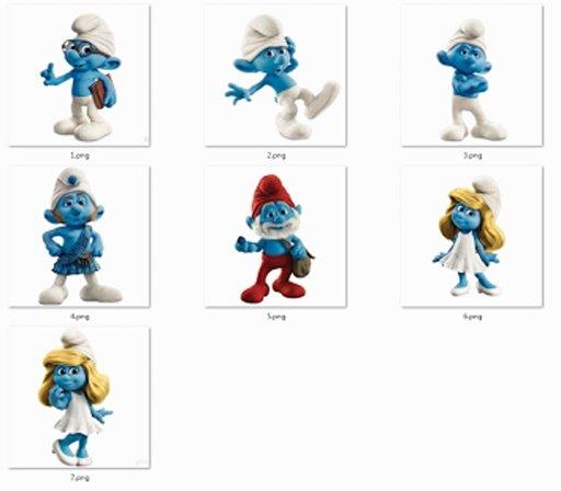 Coolsymbols蓝表情动态精灵包表情太郎都虎图片