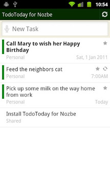 TodoToday for Nozbe
