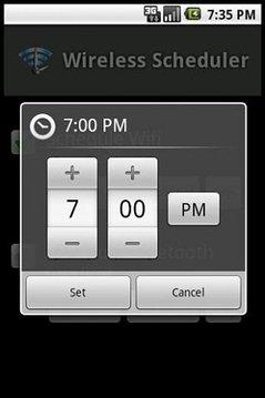 Wireless Scheduler Lite