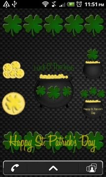 St. Patrick's Day Sticker Pack
