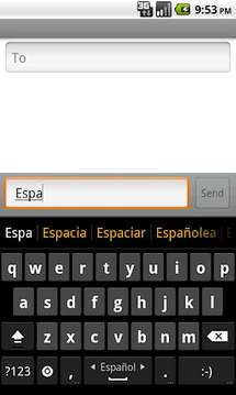 Spanish dictionary (Español)