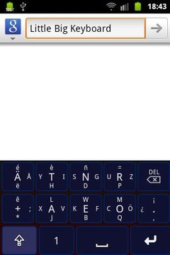 Little Big Keyboard