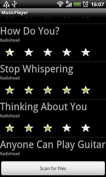 MusicPlayer:AndroidBindingDemo