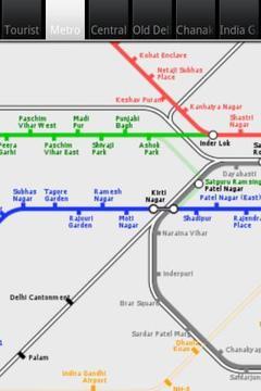 Delhi Maps