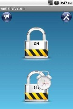 Anti-theft alarm