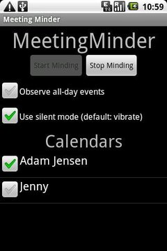 Meeting Minder