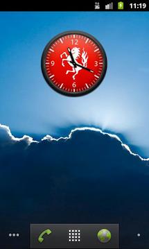 FC Twente Klok