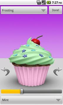 Zero Calorie Cupcake (Lite)