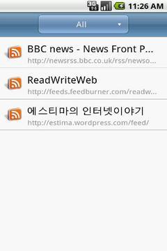Namo myPlus RSS Reader Lite