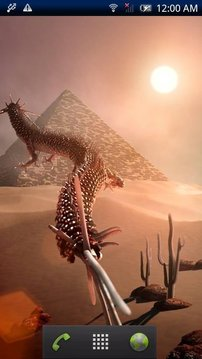 Gold Dragon Pyramid Trial