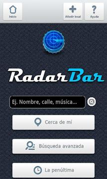 RadarBar