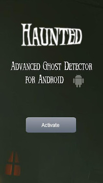 Haunted Ghost Detector (Trial)