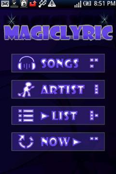 magiclyric