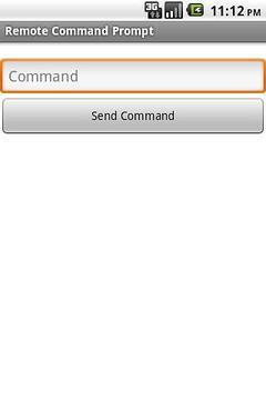 Remote Command Prompt
