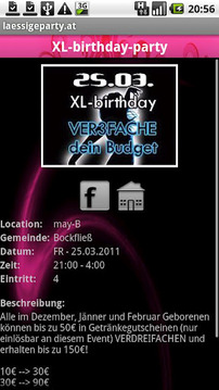 laessigeparty.at
