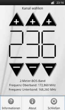 BOS frequency calculator