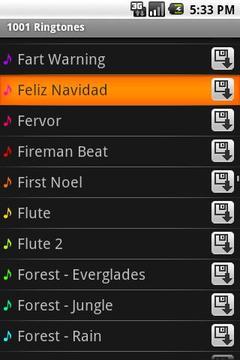 1010 Android Ringtones Lite