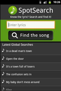 SpotSearch for Spotify (Ads)