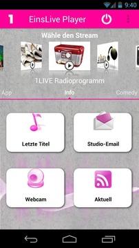 EinsLive Radio Player