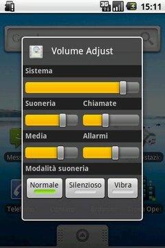 Volume Adjust