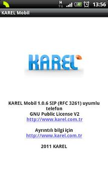 KAREL Mobil