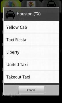 Taxi Cabs USA